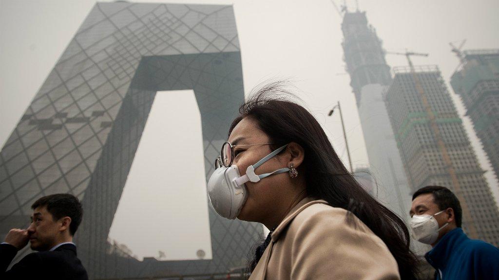 La pollution responsable d'une mort sur six dans le monde en 2015 https://t.co/7u7W4tW8xk