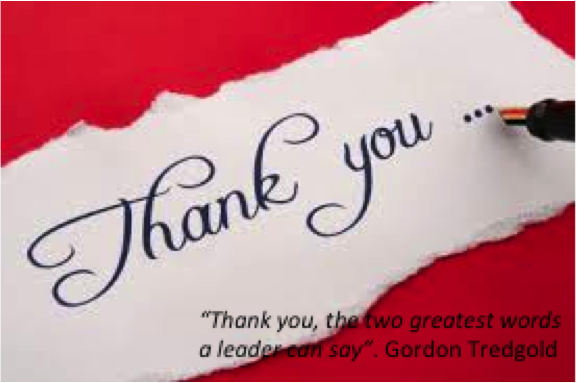 &#39;Thanks You&#39; the two greatest words a leader can say #hr #leadership #author<br>http://pic.twitter.com/Jb0KcBeI8A