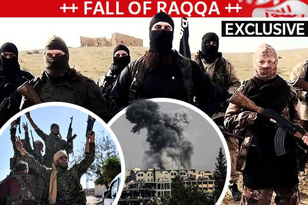 ISIS out for REVENGE: Sleeper cells 'to launch terror attacks in West' after fall of Raqqa https://t.co/l7CFruZVNg