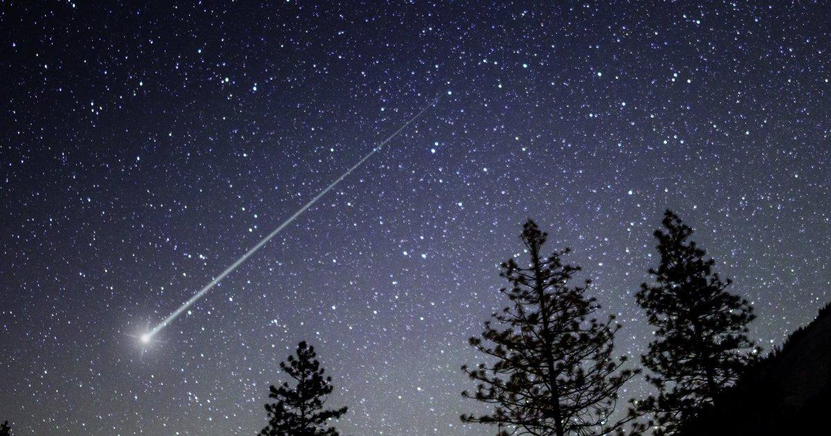 Questa notte sarà come la notte di San Lorenzo! Non perdete le Orionidi https://t.co/N79MZ3qoXI