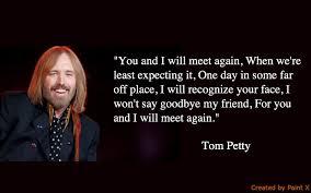 Happy birthday, Tom Petty.