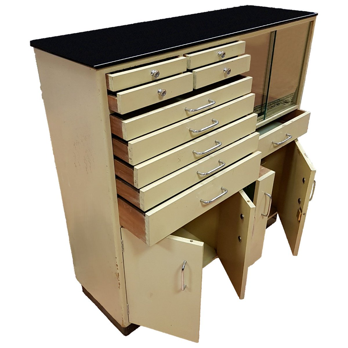 Midcentury wooden dental cabinet with glass top  https://www. home-alchemy.com/products/denta l-cabinet &nbsp; …  #dentist #medical #midcentury #cabinet #newstock #wood #glass<br>http://pic.twitter.com/kEN8Sf9a9t