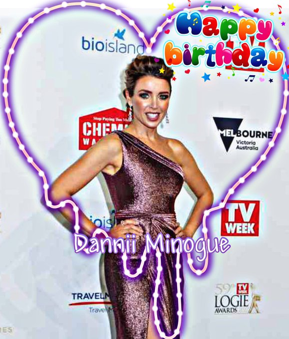 Happy Birthday Dannii Minogue, Snoop Dog, Paul O\Connell, Danny Boyle, Ian Rush, Si King & Emma Tennant