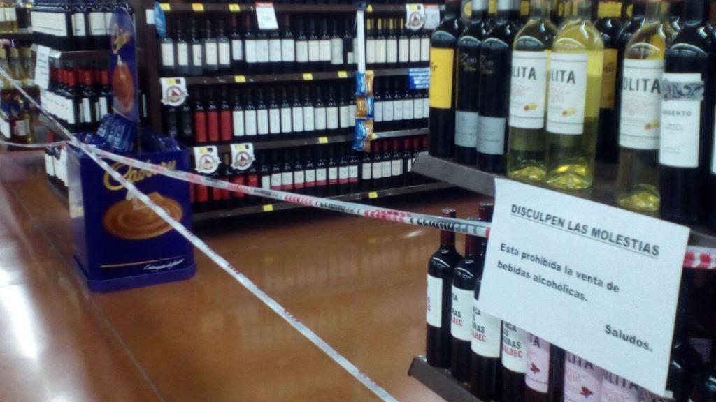 📦 #EleccionesArgentina #VedaElectoral La venta de bebidas alcohólicas...