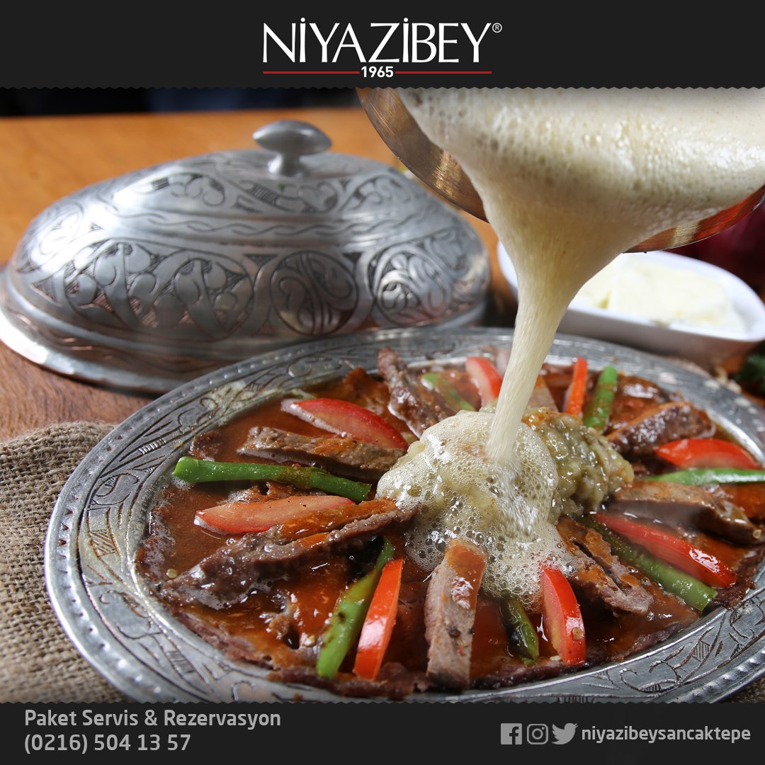 Hafta sonunun gelişini leziz yemeklerle kutlamak isterseniz biz Niyazi...