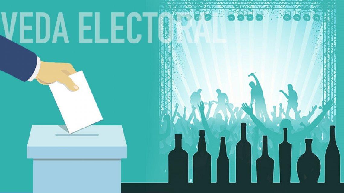 #Elecciones2017: ¿Qué se puede hacer y qué no durante la #vedaelectora...