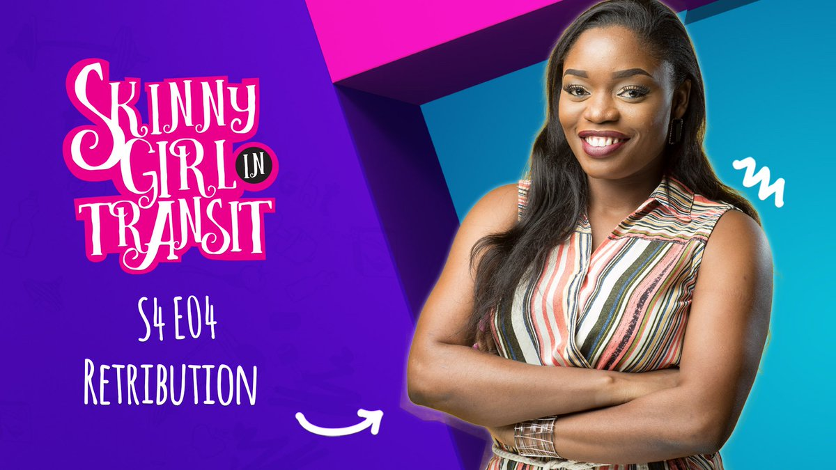 Skinny Girl in Transit Season 4 episode 4