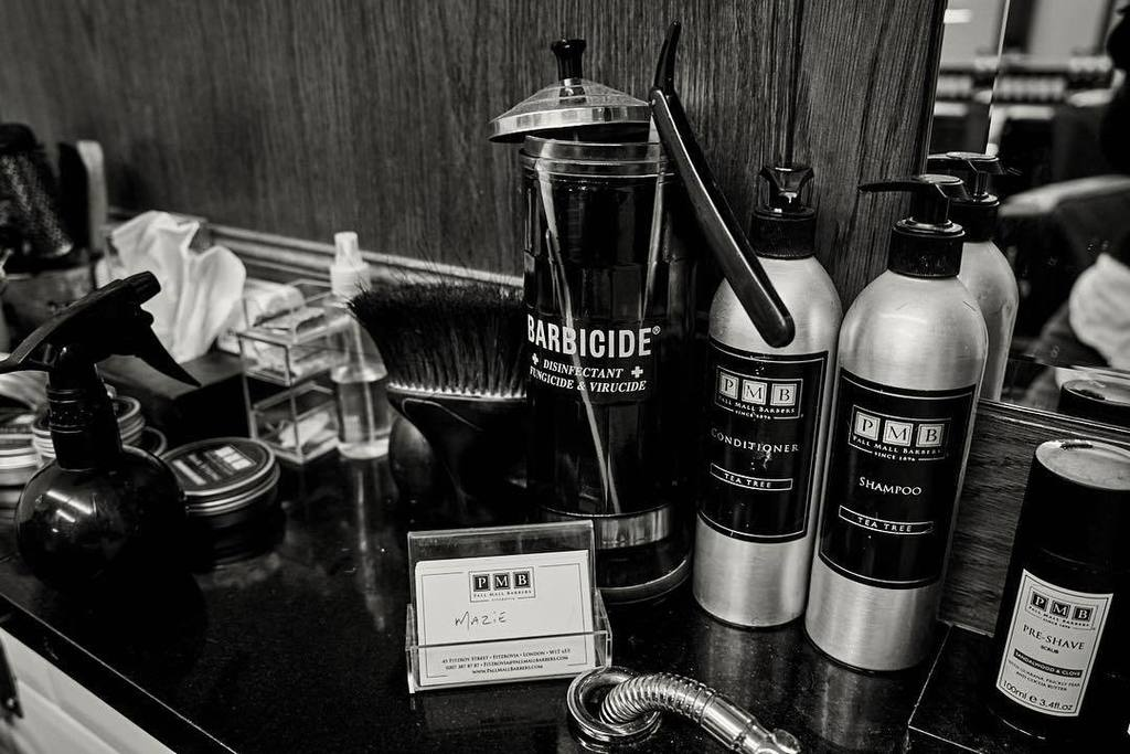 Pall Mall Barbers on Twitter: