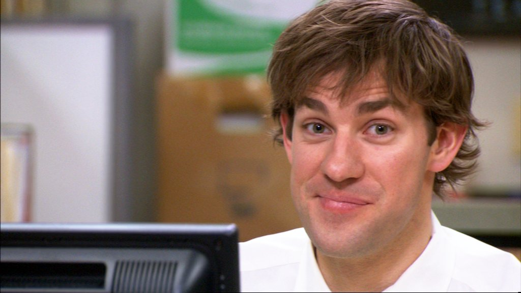 Happy birthday There Couldn t Have Been A Better Jim Halpert