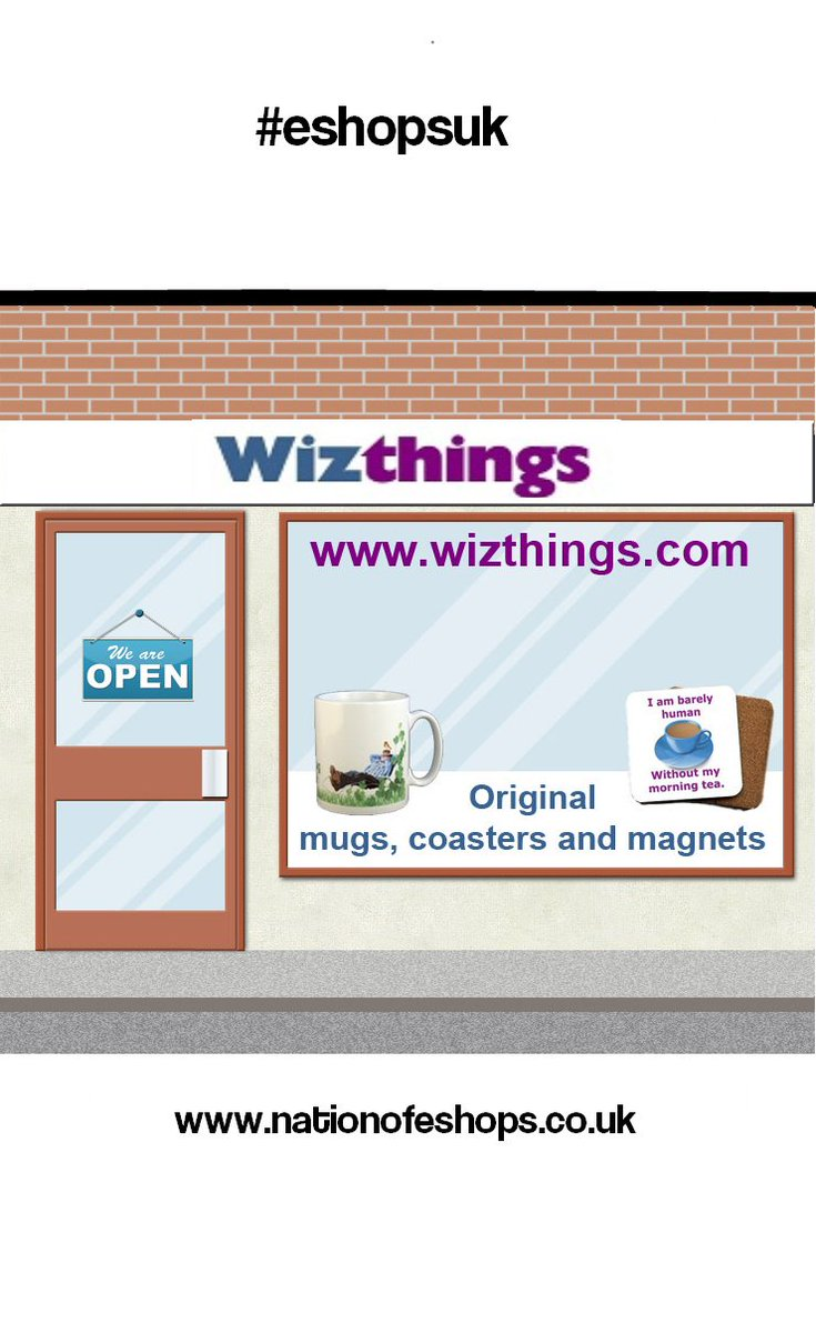 #Shop Online 2017 #Personalised  #coasters #Magnets #Mugs on @Nationofeshops New HighStreet @WizThings #eshopsuk  http:// nationofeshops.co.uk/onlinehighst/g ifts.html &nbsp; … <br>http://pic.twitter.com/hxUoxXGJui