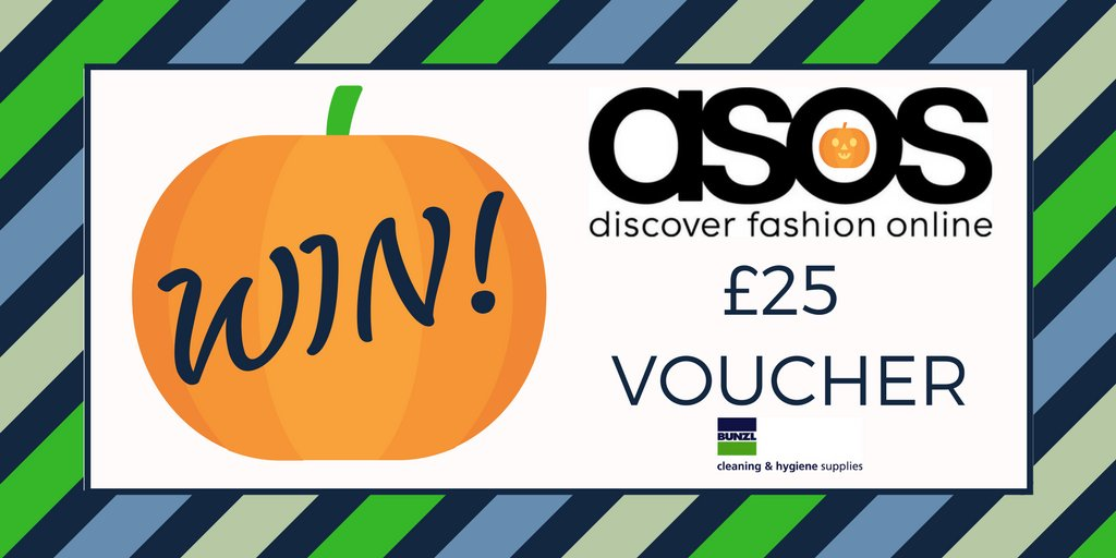 #WIN £25 ASOS voucher!  RT and follow to enter. Good luck! ENDS 31.10.17. #FreebieFriday #BCHSOctoberComp #competition #comp #giveaway<br>http://pic.twitter.com/KJFjV7IL9Y