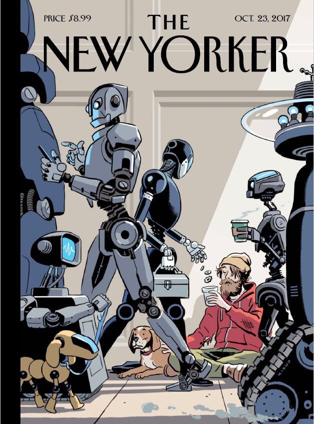 The #robotics revolution is changing what machines can do. Where do humans fit in?   https://www. newyorker.com/magazine/2017/ 10/23/welcoming-our-new-robot-overlords &nbsp; … <br>http://pic.twitter.com/8KAUitsZlb