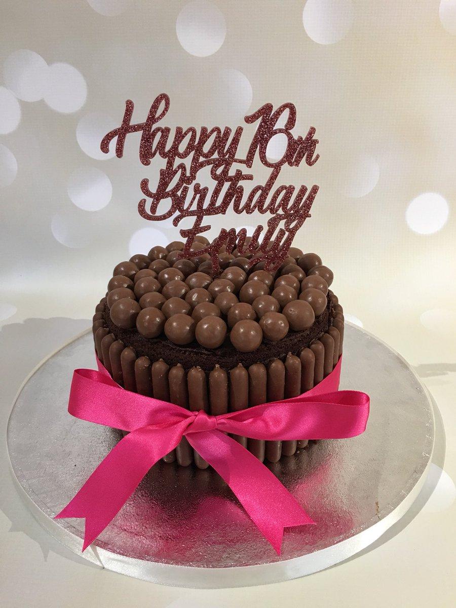 Astounding Jo Evans Cake Design On Twitter Happy 16Th Birthday To Emily Funny Birthday Cards Online Ioscodamsfinfo