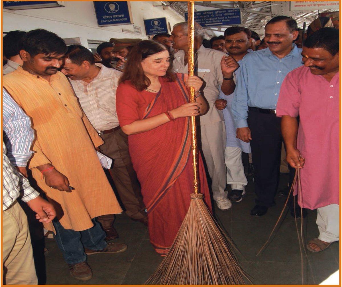 स्वच्छ भारत मिशन के अंतर्गत पीलीभीत में अब तक 38,000 शौचालयों का निर्म...