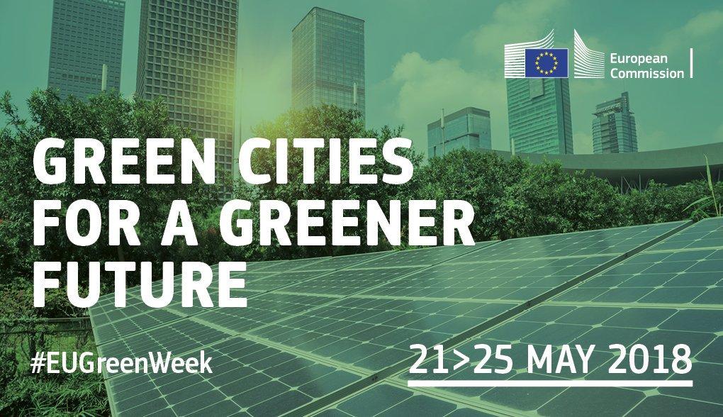 EU Green Week 2018 Del 21 al 25 de maig