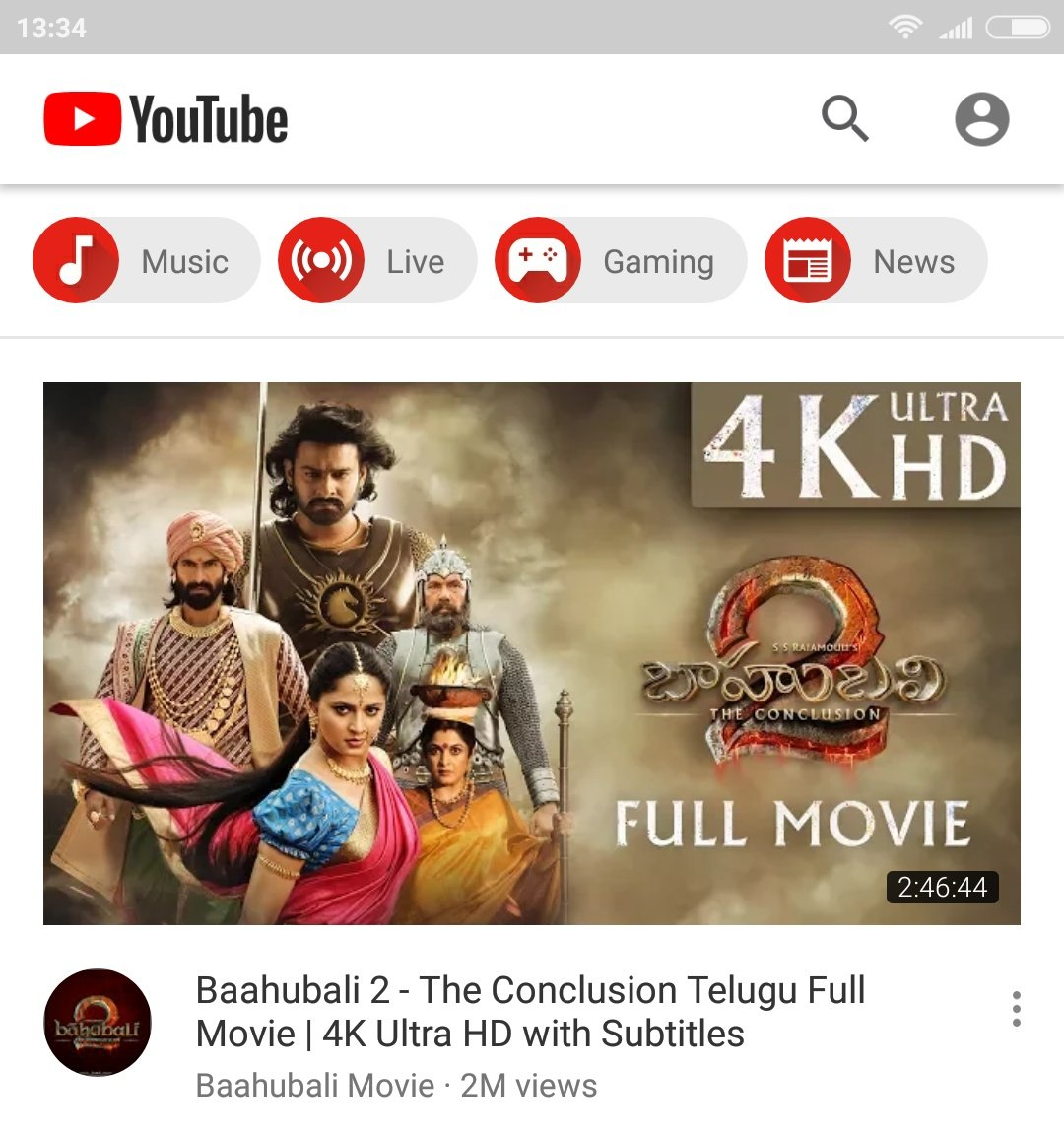 baahubali 2 the conclusion with english subtitles watch online