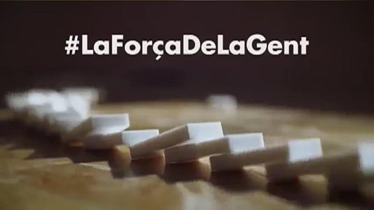 El hashtag #LaForçaDeLaGent , #TrendingTopic mundial https://t.co/bNRTwvG65F https://t.co/bcseEDgoNp