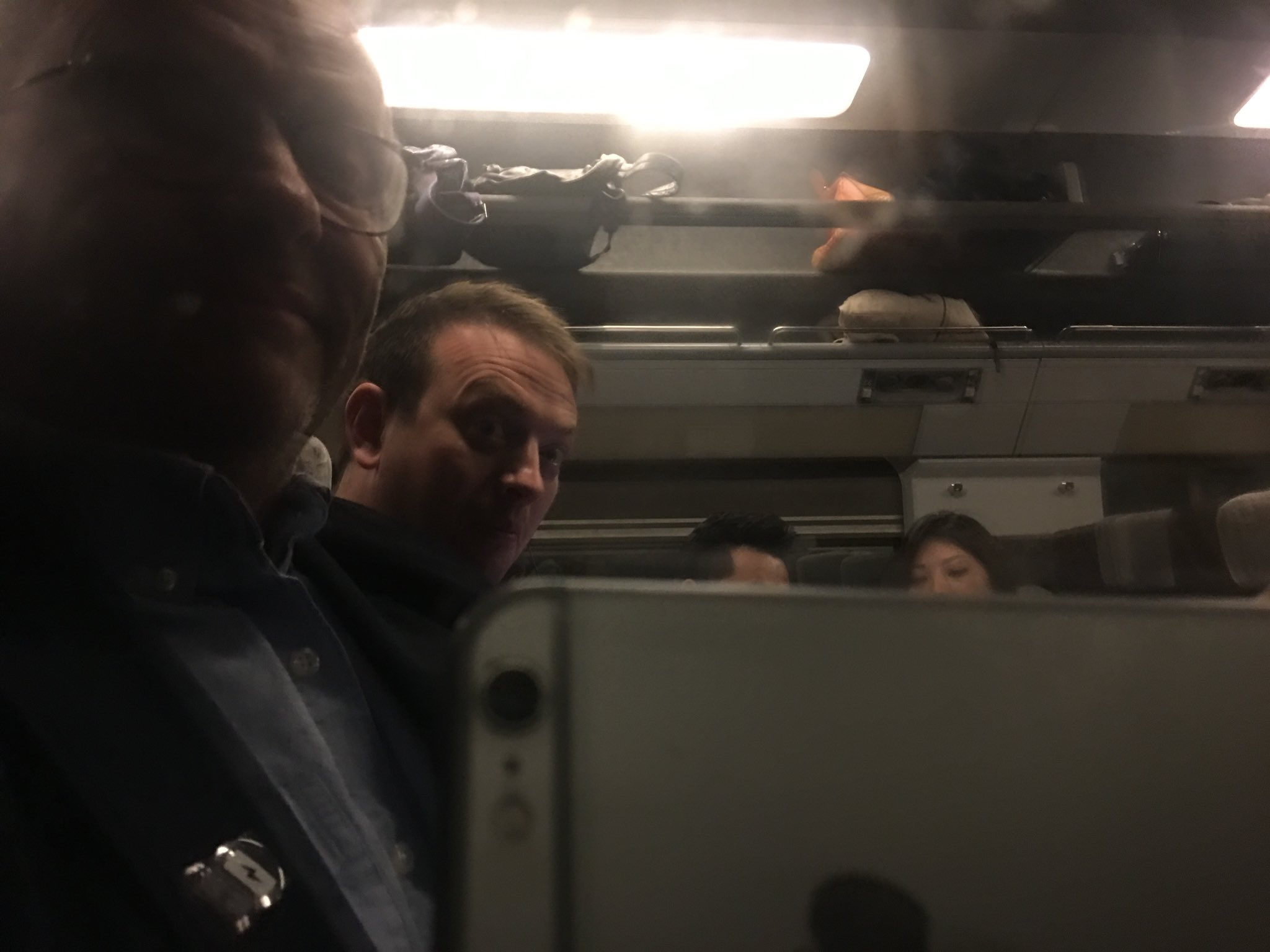 Full 4G signal under La Manche. #eurotunnel https://t.co/sSgzMLAwuG