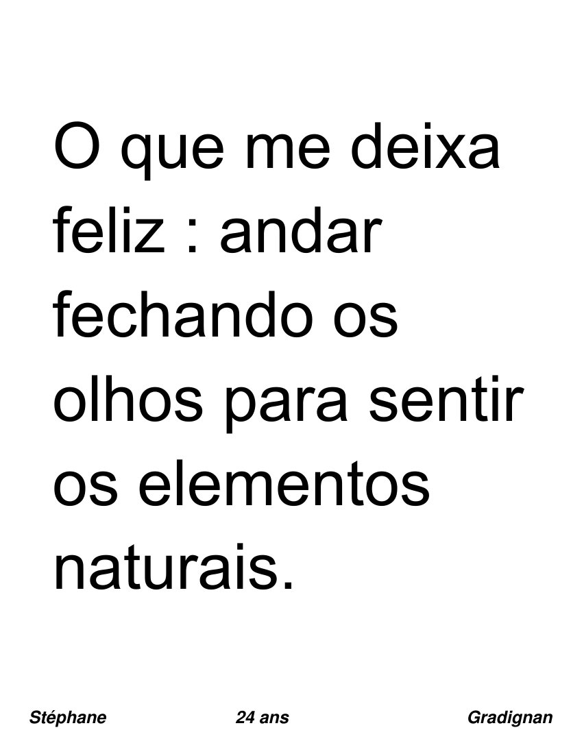 What makes, or has made you, happy?#Stephane #Gradignan #happython, #deixa, #feliz, #andar, #fechando, #olhos       @happythonday<br>http://pic.twitter.com/D3QMEP5wzP