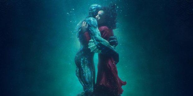 Guillermo Del Toro dévoile un nouveau poster pour La Forme de l\