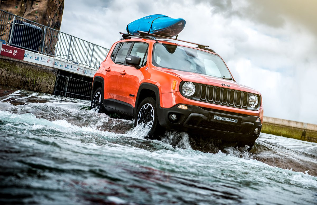#Jeep #Renegade: Designed with Passion https://t.co/JjfpTKTPqu