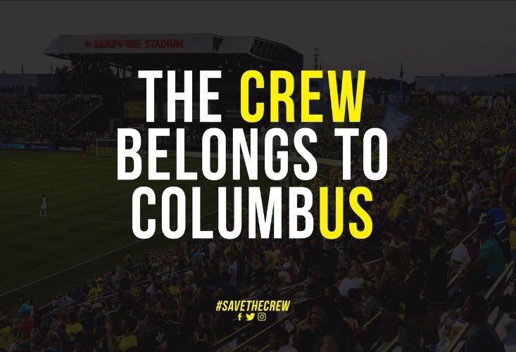 We will be at #cityhall Sunday at noon. #SaveTheCrew #Columbus #CrewSC We love our city, we love our team.<br>http://pic.twitter.com/QH5LBYpr3v