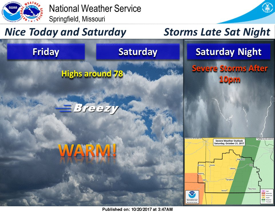 NWS Springfield on Twitter: