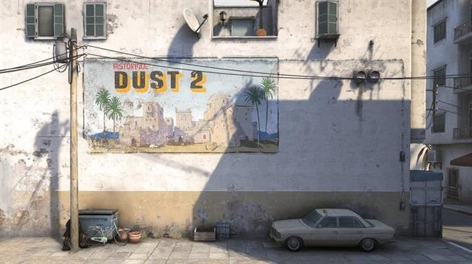CS: GO - The most iconic map in Counter-Strike history is back in action  http:// bit.ly/2znEeMH  &nbsp;   #CSGO #videogames #pcgaming #gaming<br>http://pic.twitter.com/1sdi9WXdVU