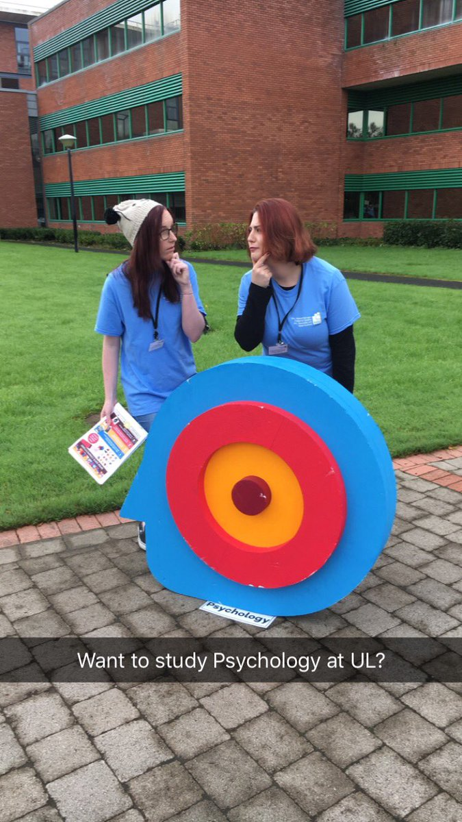 Our Student Ambassadors Amee and Derval are here to help with our Open Days Competition today @ul #studyatul <br>http://pic.twitter.com/nPauIRUsjj