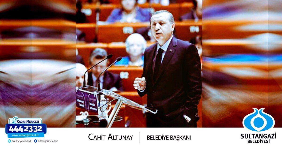 Şuraya bir karizma resmi koyalım @RT_Erdogan @tcbestepe   #20EkimDünya...