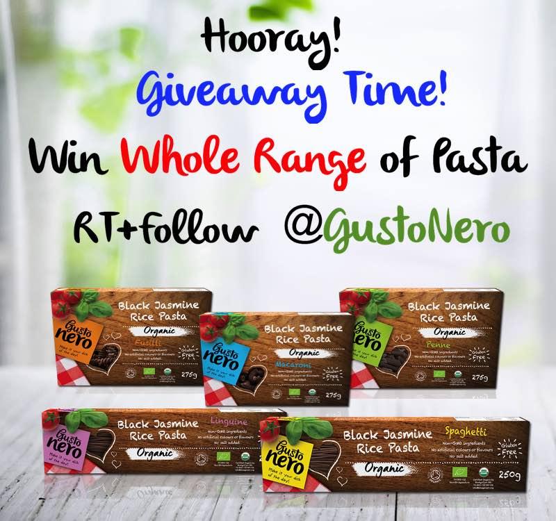 Last chance to #win #Giveaway #comp! Simply #RT+Follow us! #FridayFeeling #Freebie #fridayfreebie #GlutenFree #Pasta #FreeFromFriday #Vegan<br>http://pic.twitter.com/gFeadPYGeG