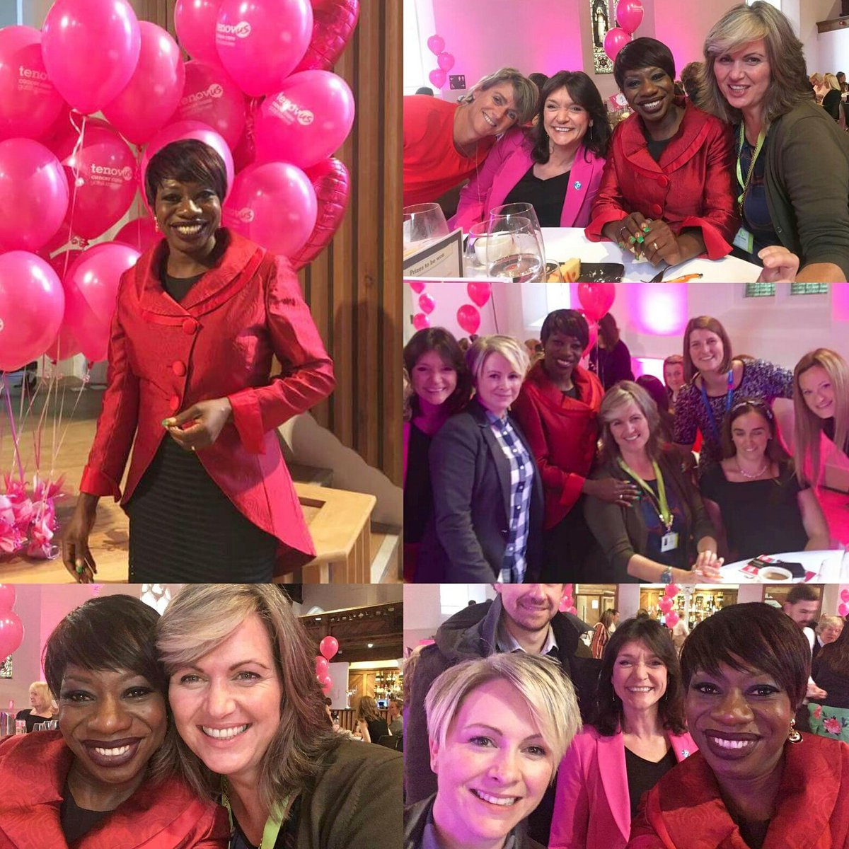 #Speaking at the @tenovuscancer #ladies lunch in support of #BreastCancerAwareness  Month. #Congratulations  Tenovus for your #amazing work<br>http://pic.twitter.com/qBz4l7xXlq