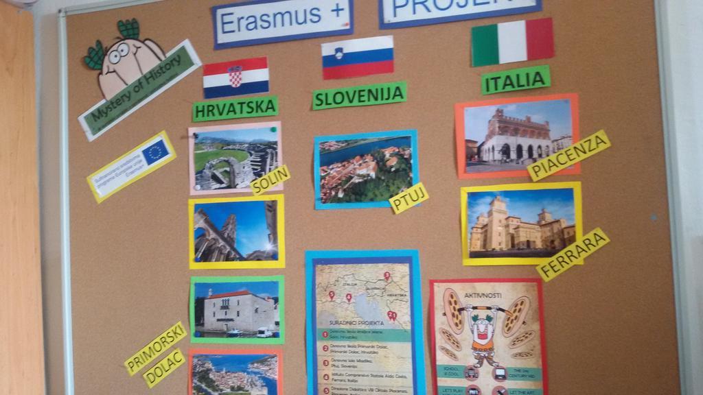 Work in progress in Croatia for #ErasmusPlus KA2 Mystery if History. Planning the steps and sharing the tasks  @ErasmusPlusInd @eTwinningHR<br>http://pic.twitter.com/CKFJw5Hcku