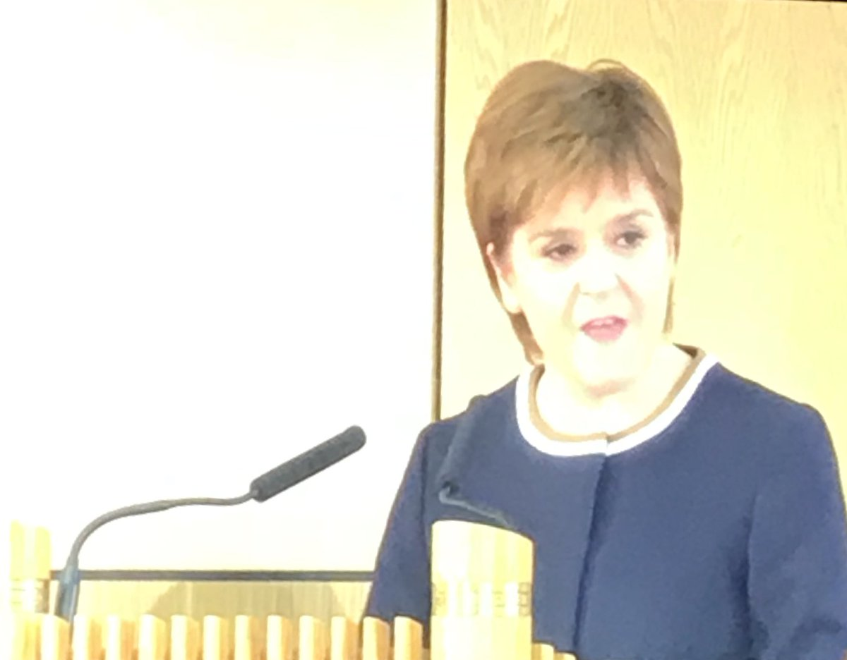 """Time to act."" Challenging but optimistic speeches from @ScotGovFM &amp; Gabriela Ramos @OECD #wellbeing #inequality #inclusivegrowth <br>http://pic.twitter.com/tqFJKjR5PX"
