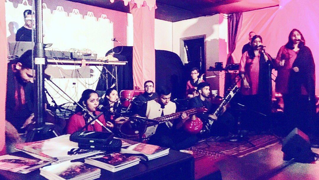 From the #guardianupfront performance this week! TARANG_UK @DJSwami #india #kathak #dance #and #music<br>http://pic.twitter.com/U0KVnI5gbC