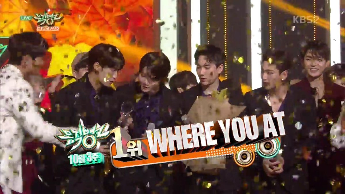 Congrats NU'EST W on winning 1st place o...