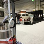 A much better view from our stand  12.184 at the #motorhomeandcaravanshow #necbirmingham https://t.co/hMWyssEdNC