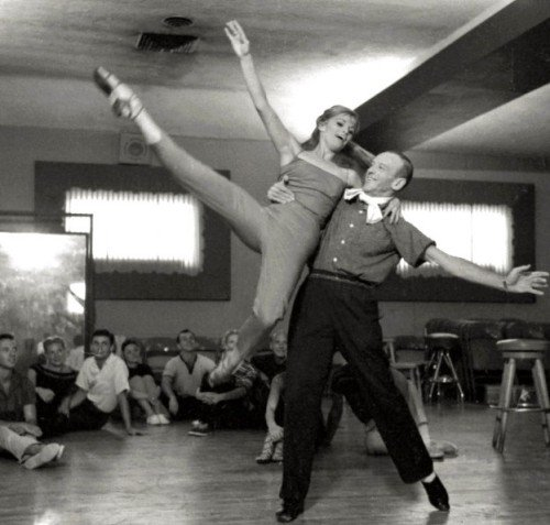 Happy Birthday to Fred Astaire\s favorite dancing partner (for a good reason), the glorious Barrie Chase.