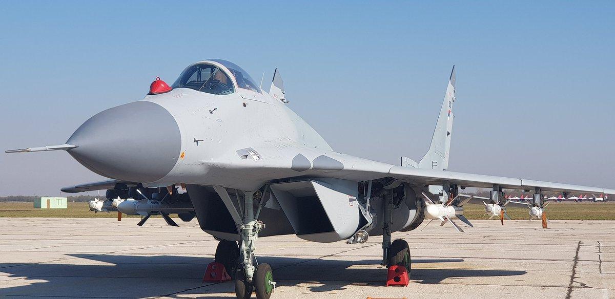صربيا تعزز قدراتها الجوية بمقاتلات ميغ-29 الروسية - صفحة 2 DMkqYHjW4AAdjOy