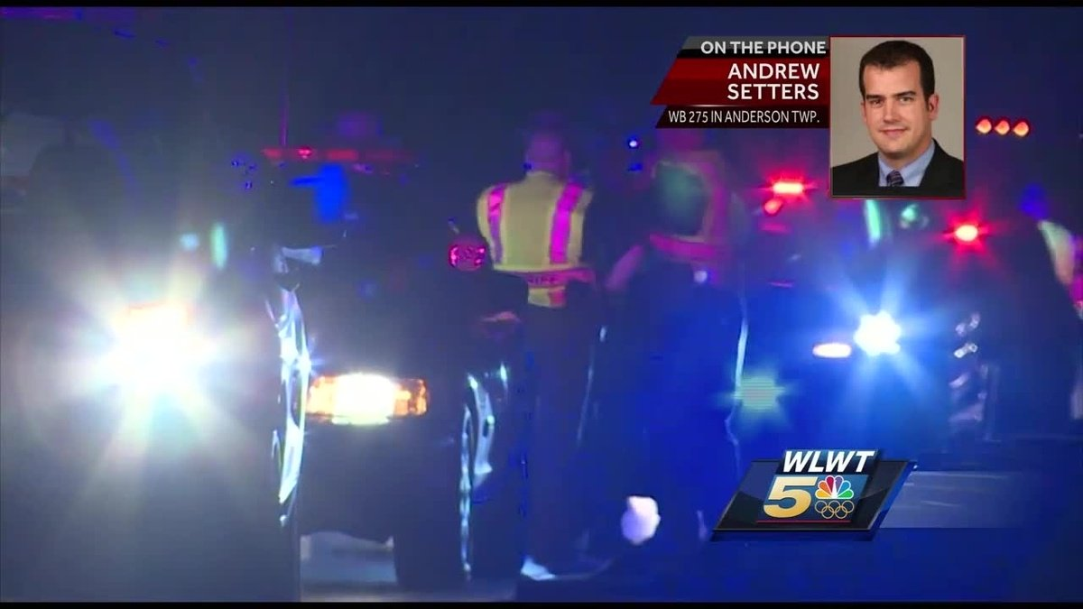 1 arrested after high-speed chase on Interstate 275 https://t.co/QQg1xKyhlP