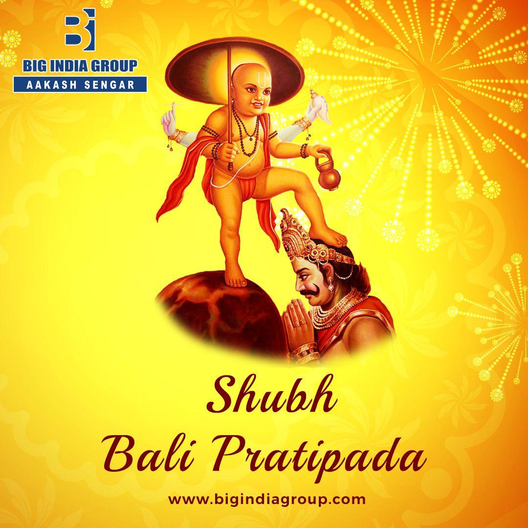 "Big India Group on Twitter: ""Wish You Happy #Balipratipada… """