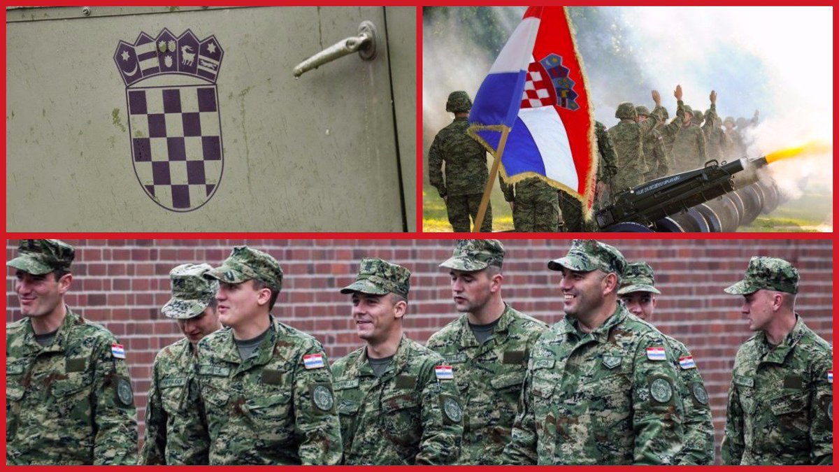 Join us in welcoming #Croatia 🇭🇷to the US-led @NATO battle group in 🇵🇱! Allies are united behind our common defense. 🇺🇸🇬🇧🇷🇴🇭🇷🇵🇱 #WeAreNATO
