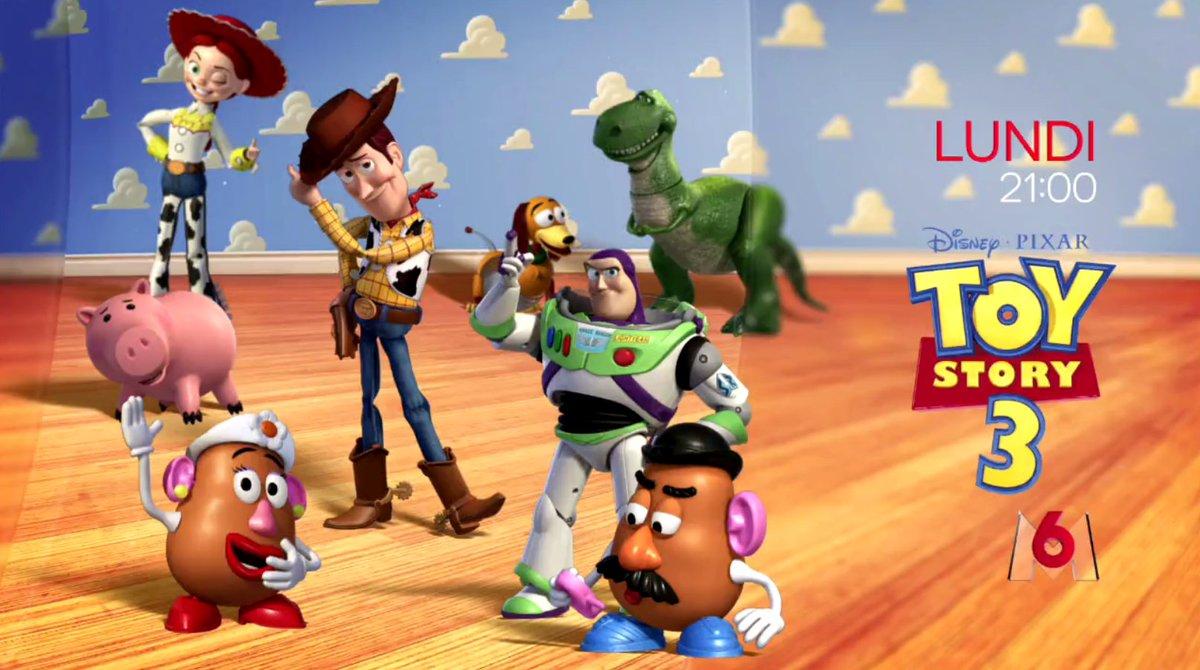 Vers l'infini, et au-delà ! ⚡️ #ToyStory3 tout de suite sur M6 https:/...