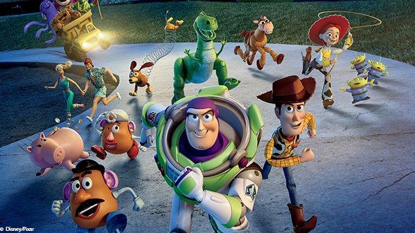 #LeSaviezVous #ToyStory3 a reçu en 2011 l'#Oscar et le #GoldenGlobe du...