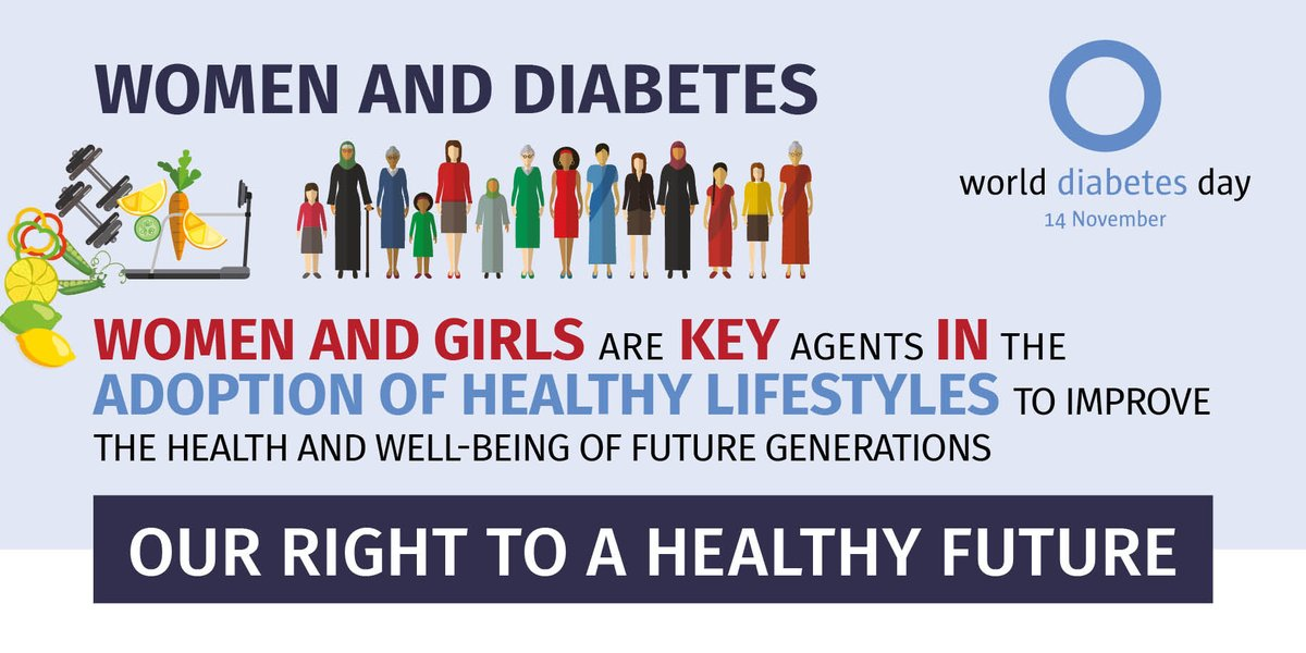 RT @WDD: Women and girls are key agents in the adoption of healthy lifestyles. #WDD17 https://t.co/IfJbiQFSp3 https://t.co/6UcyUqRBnm