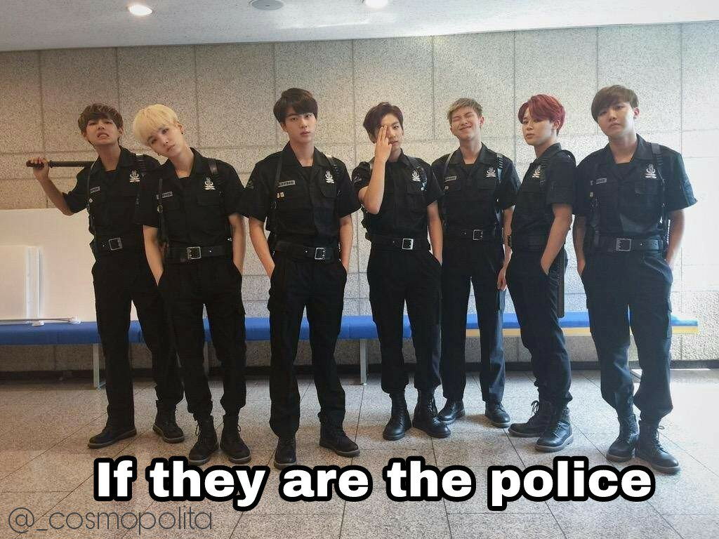 I only can say one thing about it #ARMYsAreGoingToJailParty