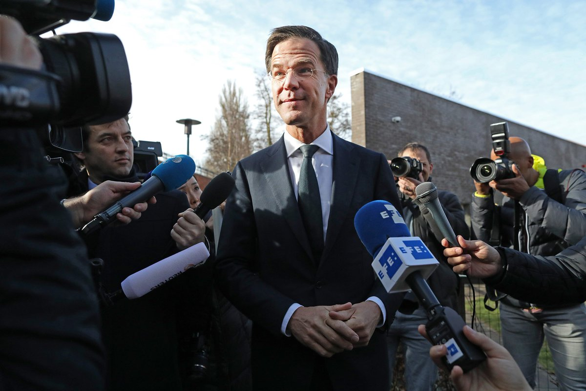 ICYMI: Rutte is finalizing his new Dutch cabinet after record-long coalition talks https://t.co/Qy3XC1YWBc via @JoostAkkermans2