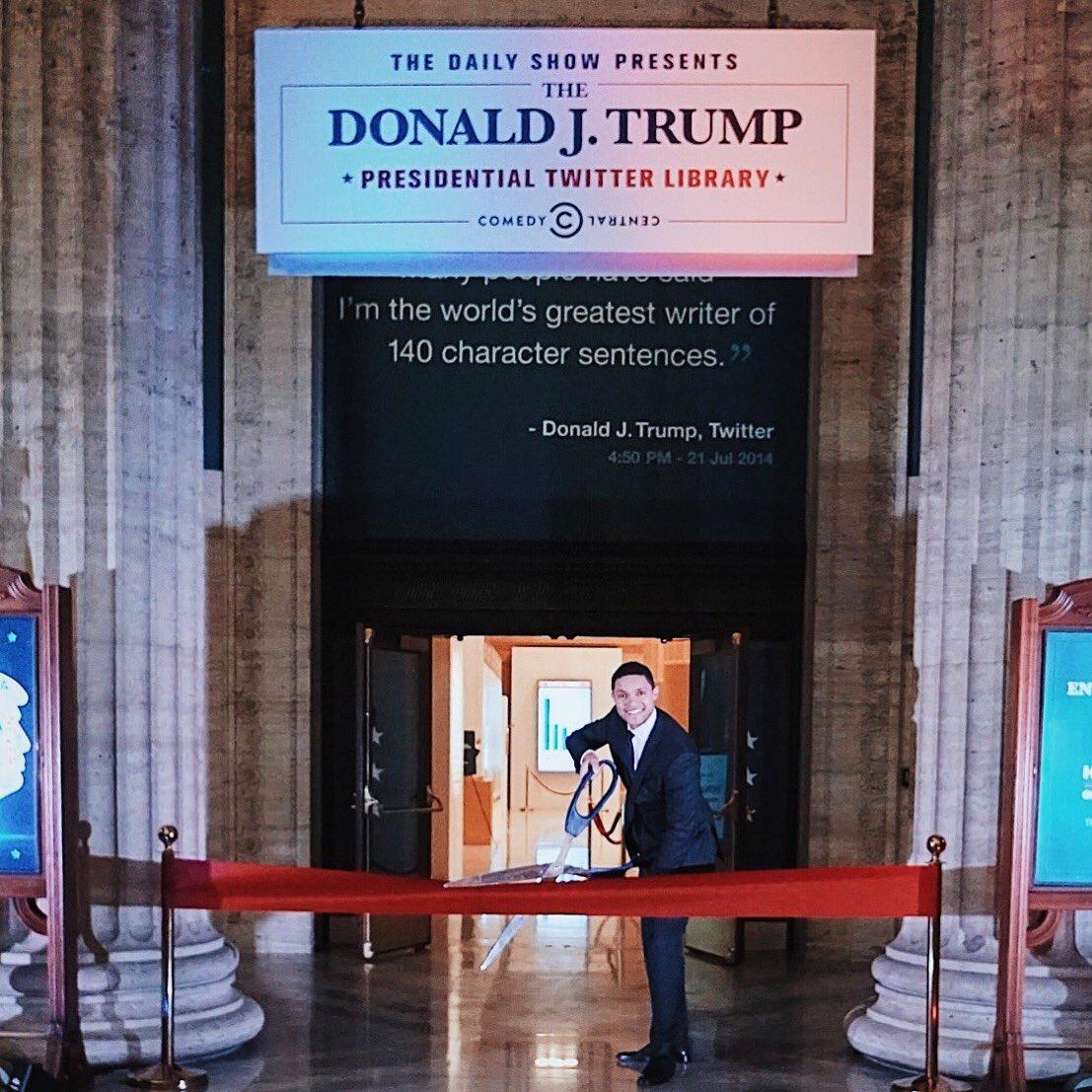 Chicago! The Donald J. Trump Presidentia...
