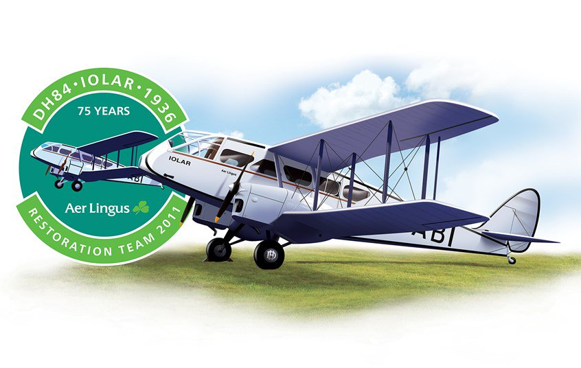 Ronald Wilson The Lolar first aircraft used by Aer Lingus #aviation #plane #airplane #vintage #Retro #illustration  https://www. directoryofillustration.com/illustration_i mage_details.aspx?AID=9867&amp;IID=206779 &nbsp; … <br>http://pic.twitter.com/WouqCEewrV