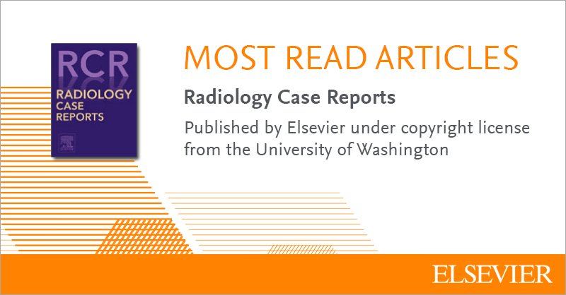 Elsevier Radiology on Twitter: \